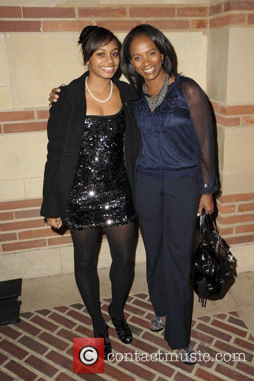 Vanessa-Bell Calloway and daughter Alexandra  Debbie Allen...