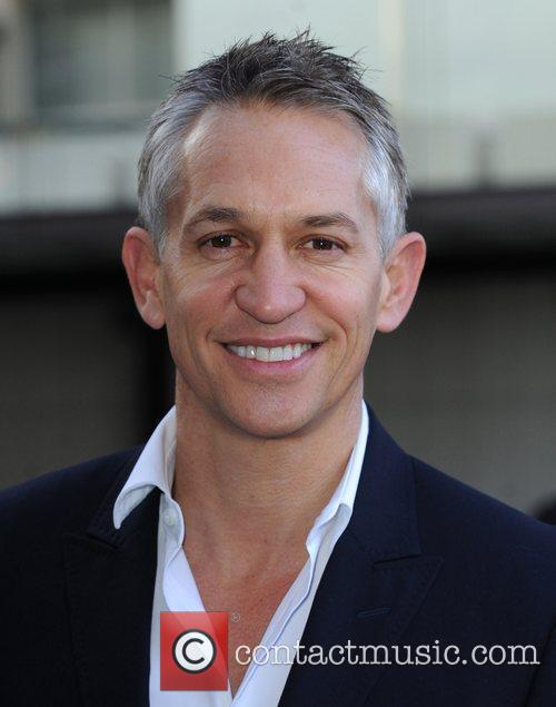 Gary Lineker  arriving for the One Hyde...