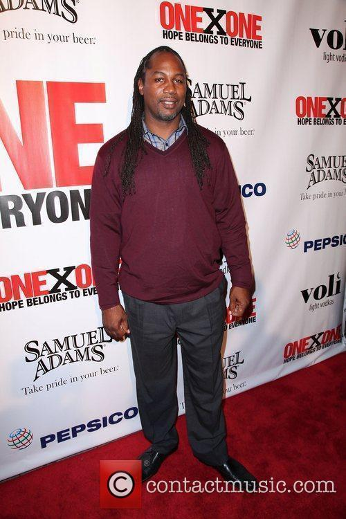 Lennox Lewis,  at the 3rd annual fundraiser...