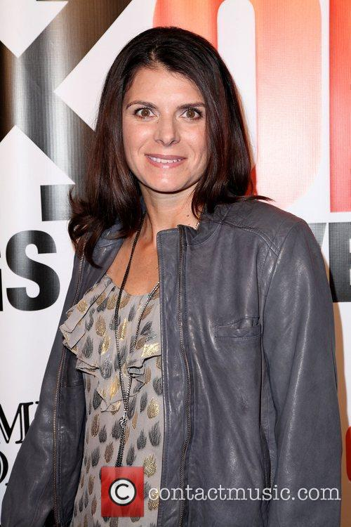 Mia Hamm,  at the 3rd annual fundraiser...
