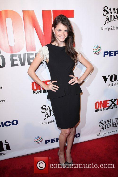 Jeisa Chiminazzo,  at the 3rd annual fundraiser...