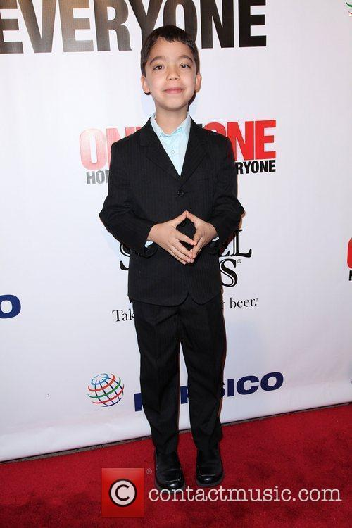 Athan Bortnick,  at the 3rd annual fundraiser...