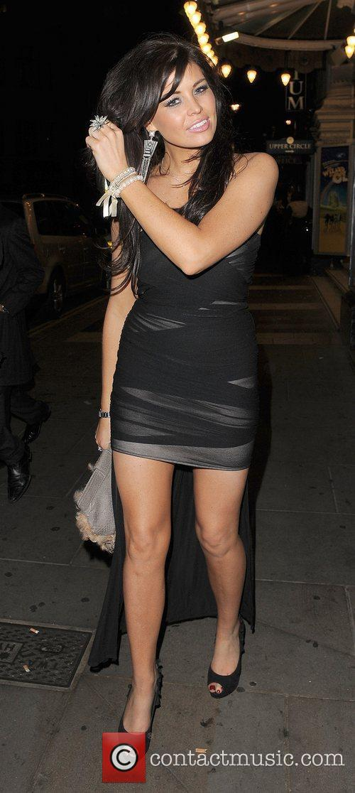 'The Only Way is Essex' star Jessica Wright...