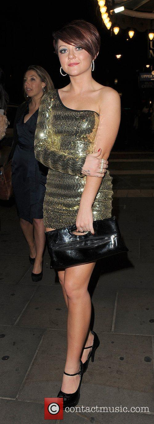 'The Only Way is Essex' star Amba-Hollie Wood...