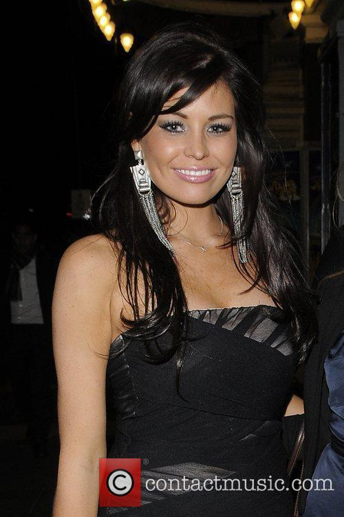 The Only Way Is Essex Jessica Wright, Amba-Hollie...