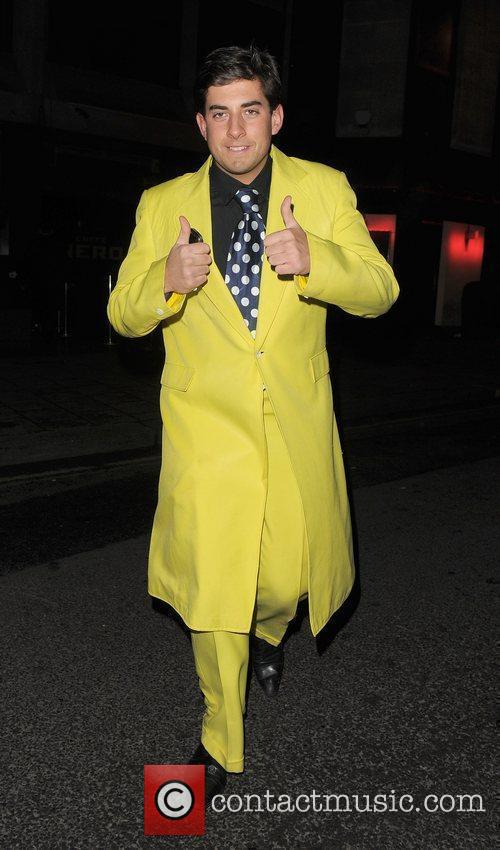 James Argent James Argent from TV show 'The...