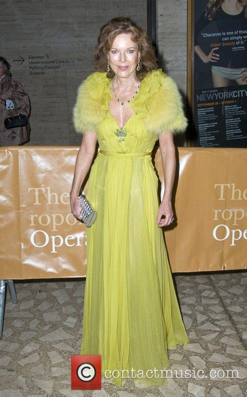 Arrives to the 2010-11 season opening night performance...