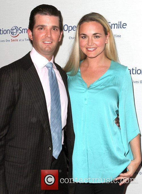 Donald Trump and Vanessa Trump 1