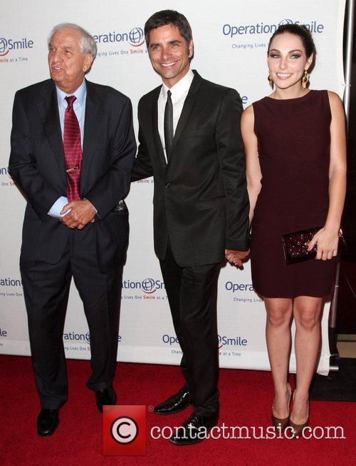Garry Marshall and John Stamos 4