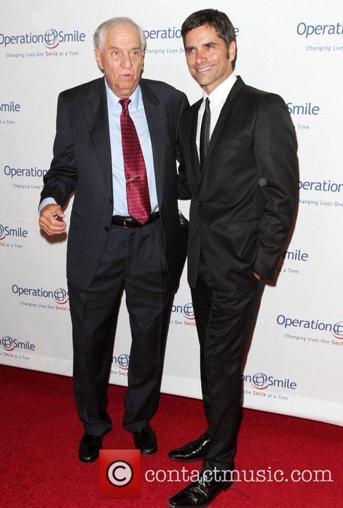 Garry Marshall and John Stamos 3