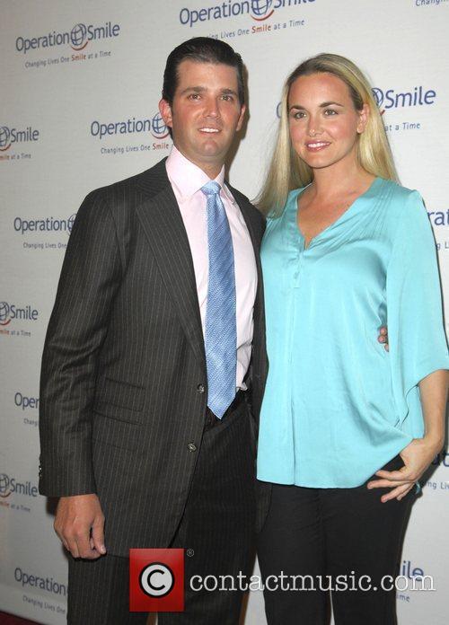 Donald Trump Jr and Vanessa Trump 2