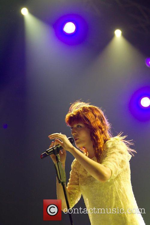 Florence and The Machine, Optimus Alive!, Optimus Alive