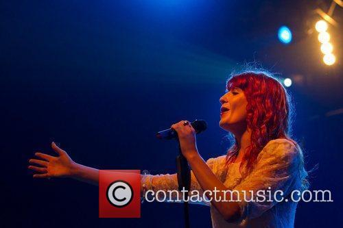 Florence and The Machine Optimus Alive! 2010 at...