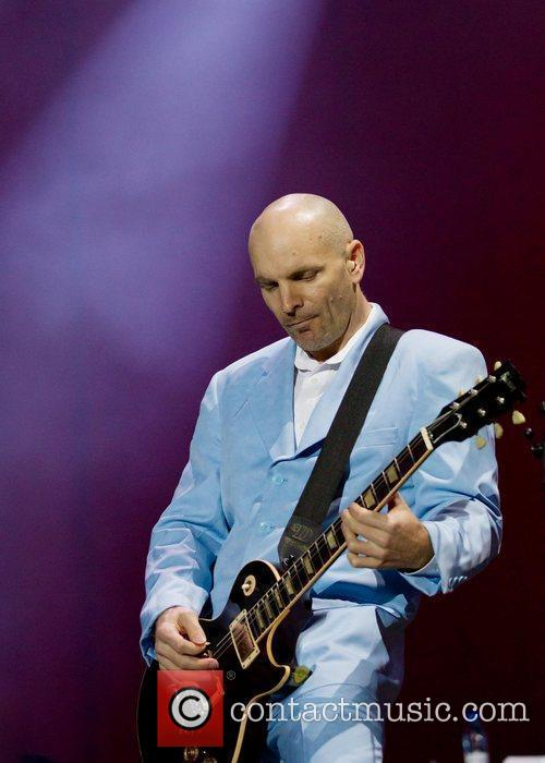 Jon Hudson of Faith No More Optimus Alive!...