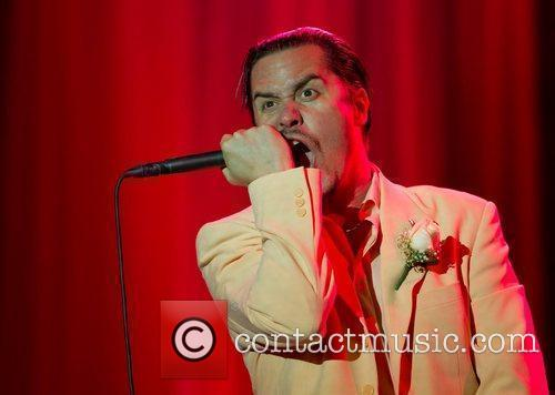 Mike Patton of Faith No More Optimus Alive!...