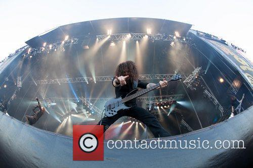 Moonspell of The Gathering Optimus Alive! 2010 at...