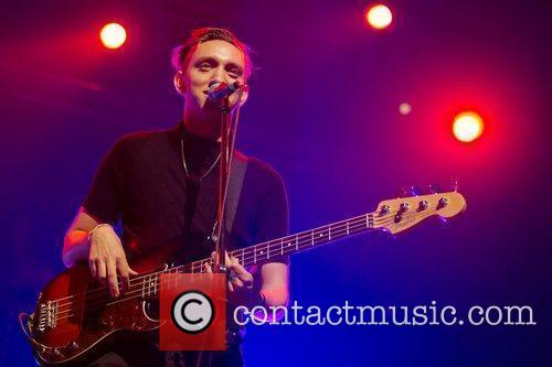 Oliver Sim of The xx Optimus Alive! 2010...