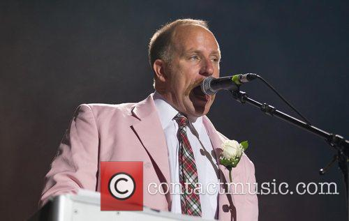 Roddy Bottum of Faith No More Optimus Alive!...