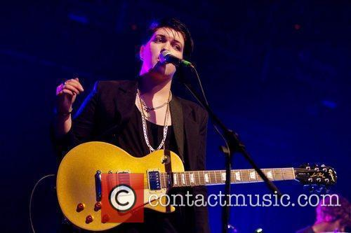 Romy Madley Croft of The xx Optimus Alive!...