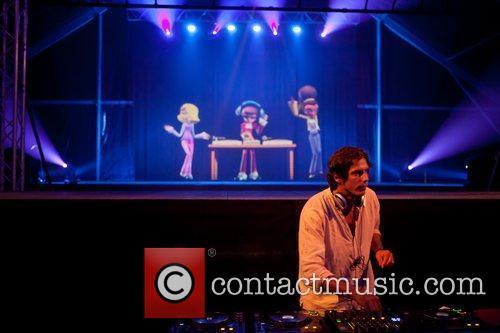 DJ Virtual Stage Optimus Alive! 2010 at Passeio...