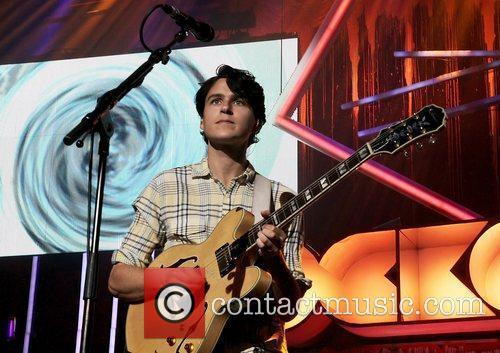 Performing at Manchester Evening Apollo Theatre as part...