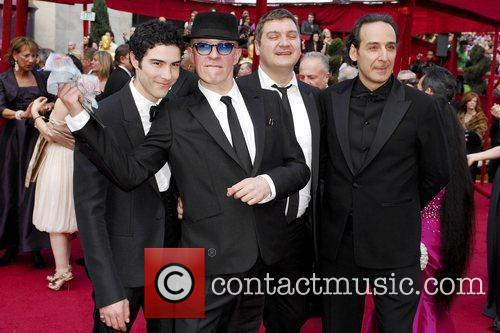Guests and Alexandre Desplat The 82nd Annual Academy...