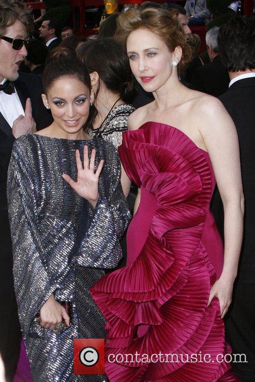 Nicole Richie and Vera Farmiga The 82nd Annual...