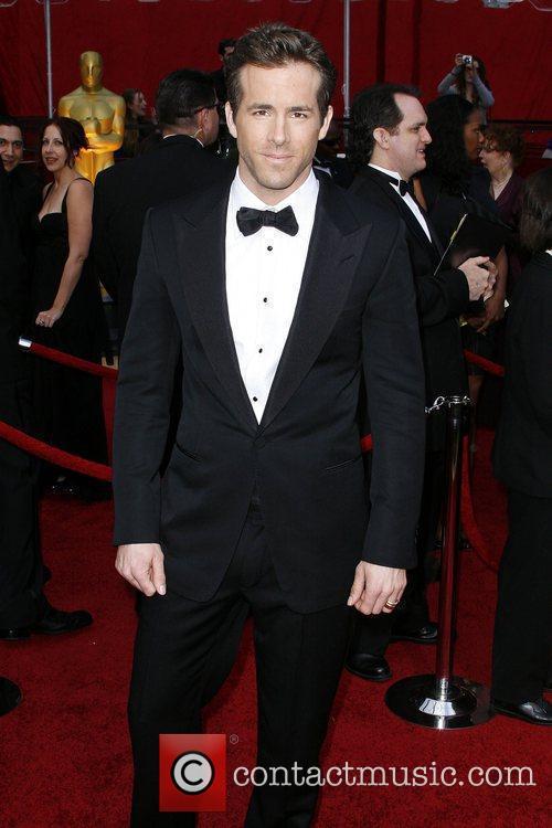 Ryan Reynolds The 82nd Annual Academy Awards (Oscars)...