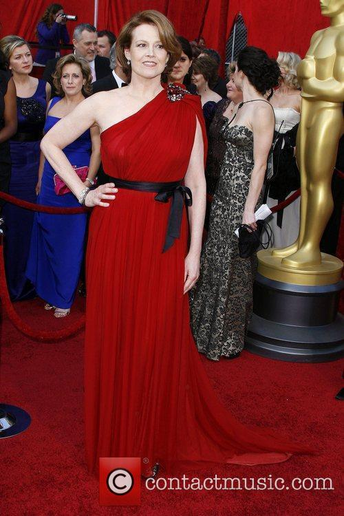 Sigourney Weaver  The 82nd Annual Academy Awards...