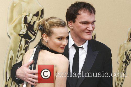 Diane Kruger and Quentin Tarantino 1