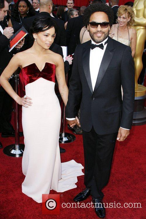 Lenny Kravitz and guest The 82nd Annual Academy...