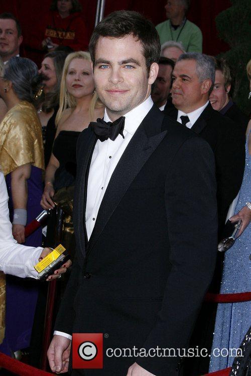 Chris Pine The 82nd Annual Academy Awards (Oscars)...