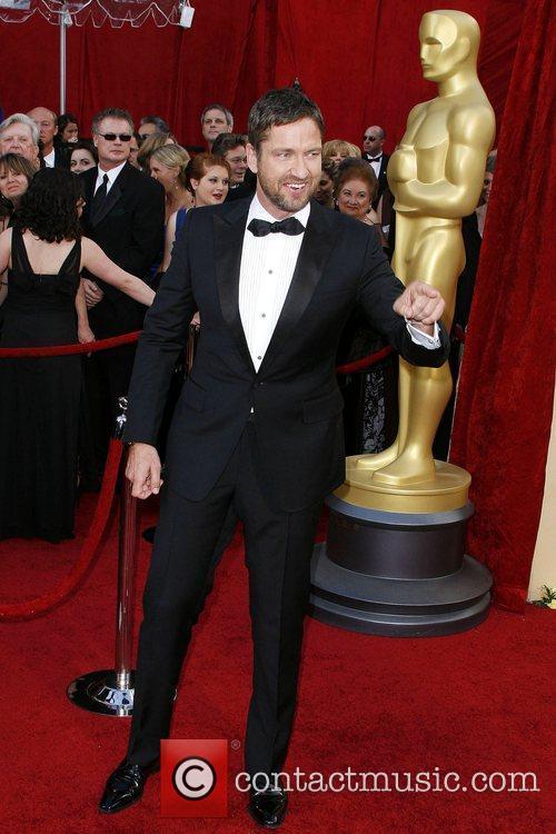 Gerard Butler The 82nd Annual Academy Awards (Oscars)...