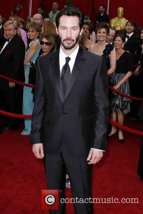 Keanu Reeves The 82nd Annual Academy Awards (Oscars)...
