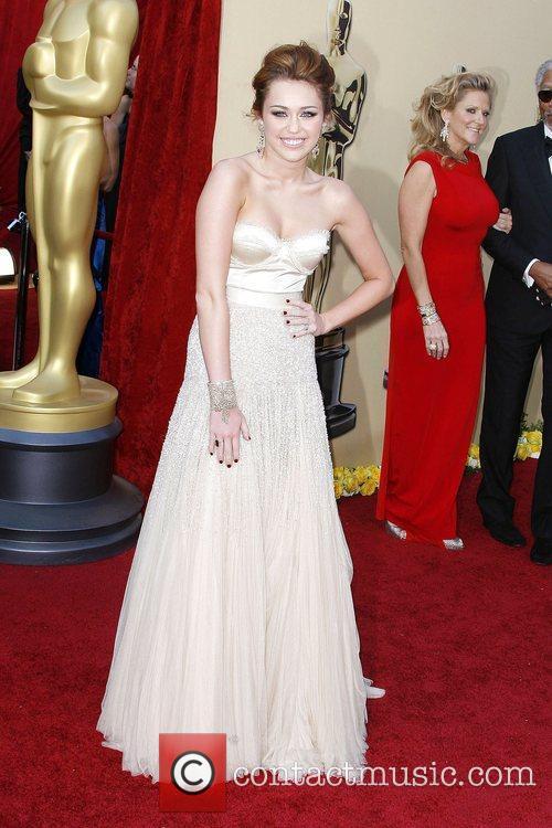 Miley Cyrus The 82nd Annual Academy Awards (Oscars)...