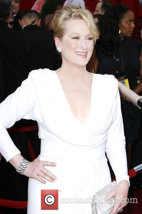 Meryl Streep The 82nd Annual Academy Awards (Oscars)...