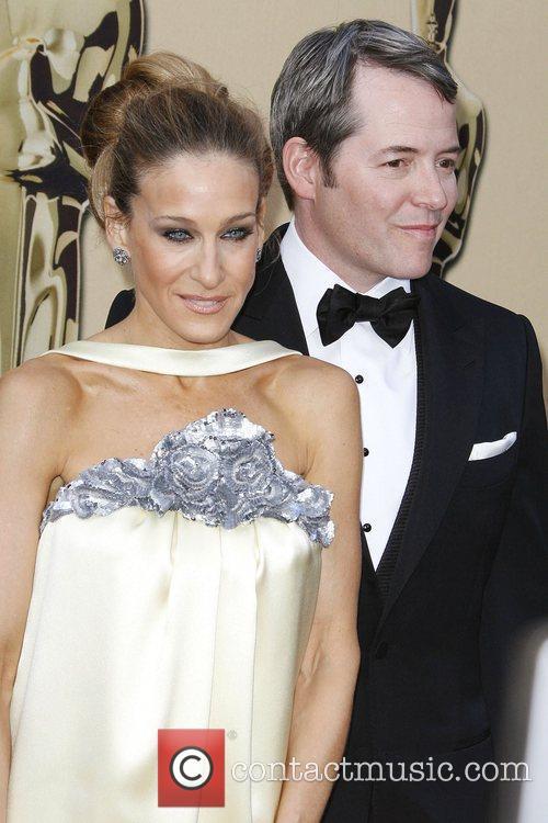 Sarah Jessica Parker and Matthew Broderick  The...