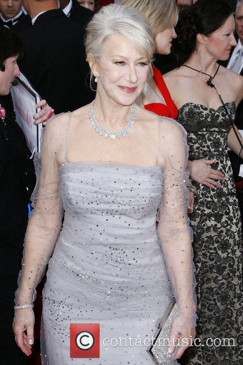 Helen Mirren The 82nd Annual Academy Awards (Oscars)...