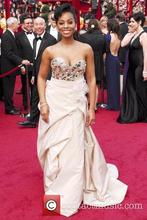 Anika Noni Rose The 82nd Annual Academy Awards...