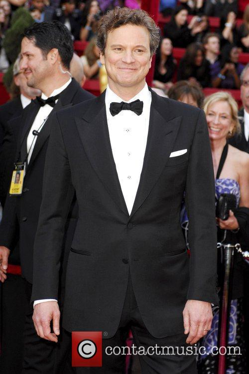 Colin Firth The 82nd Annual Academy Awards (Oscars)...