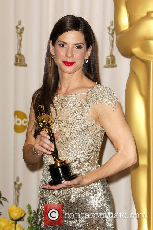Sandra Bullock Oscar winner