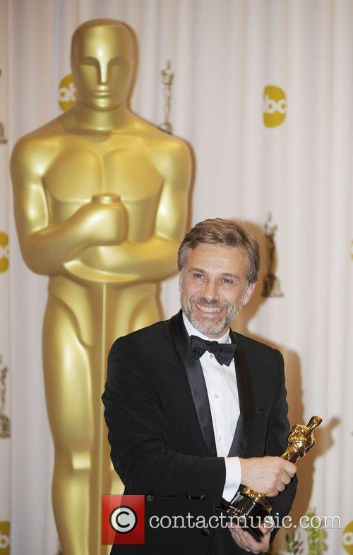 Christoph Waltz  The 82nd Annual Academy Awards...