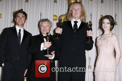 Zac Efron, Ray Beckett and Paul N.J. Ottosson,...