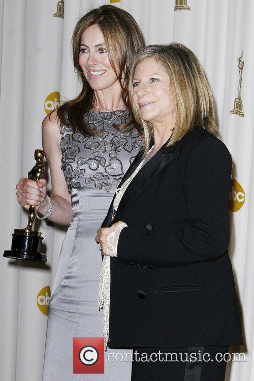 Kathryn Bigelow, Best Director, and Barbra Streisand The...