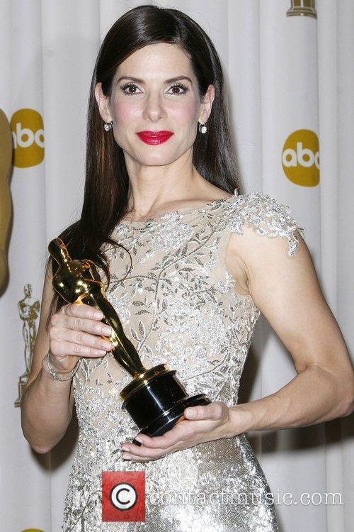 Sandra Bullock and Best Actress In A Leading Role 9