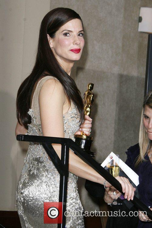 Sandra Bullock and Best Actress In A Leading Role 2