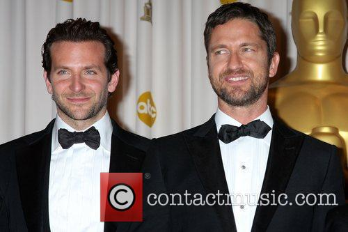 Bradley Cooper and Gerard Butler The 82nd Annual...
