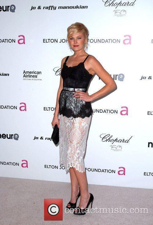 Malin Akerman 18th Annual Elton John AIDS Foundation...