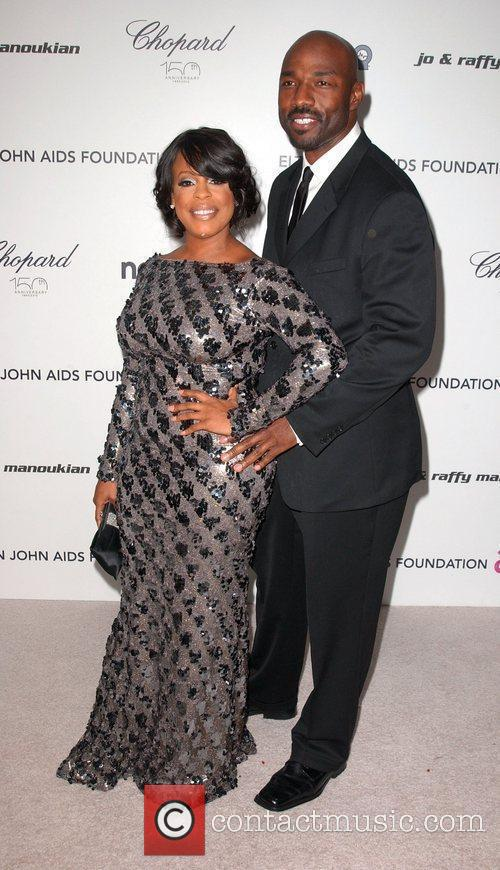 Niecy Nash and guest 18th Annual Elton John...