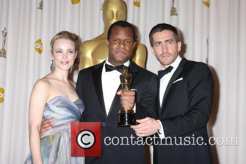 Rachel Mcadams, Geoffrey Fletcher and Jake Gyllenhaal 8